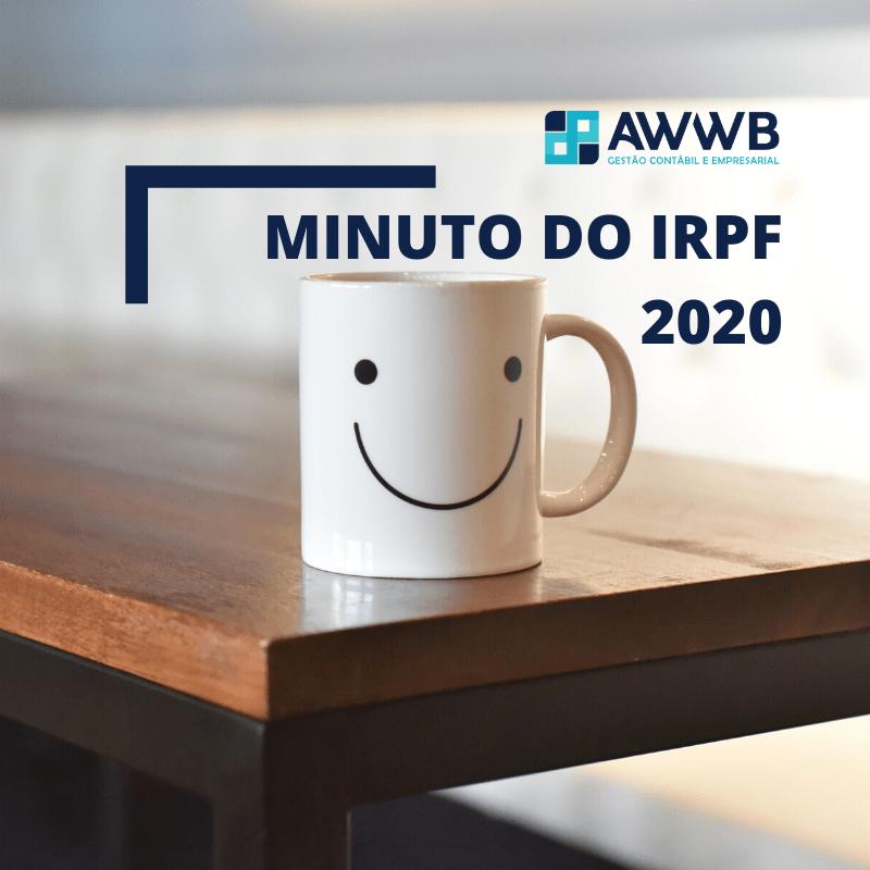 Imposto de Renda 2020  – IRPF